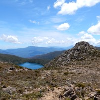 16/12/2015 - Hartz Peak (Tasmanie)
