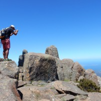 22/12/2015 - Mount Wellington (Tasmanie)