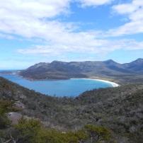 27/12/2015 - Wineglass Bay (Parc National du Freycinet, Tasmanie)