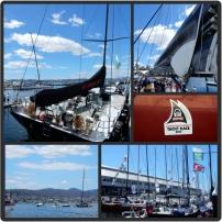 29/12/2015 - Hobart, Arrivée de la course Sydney - Hobart