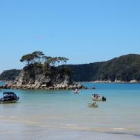 22/01/2016 - Abel Tasman Coast Track