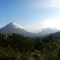 07/03/2016 - Volcan Arenal