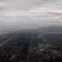 21/07/2016 - Miami vue du ciel